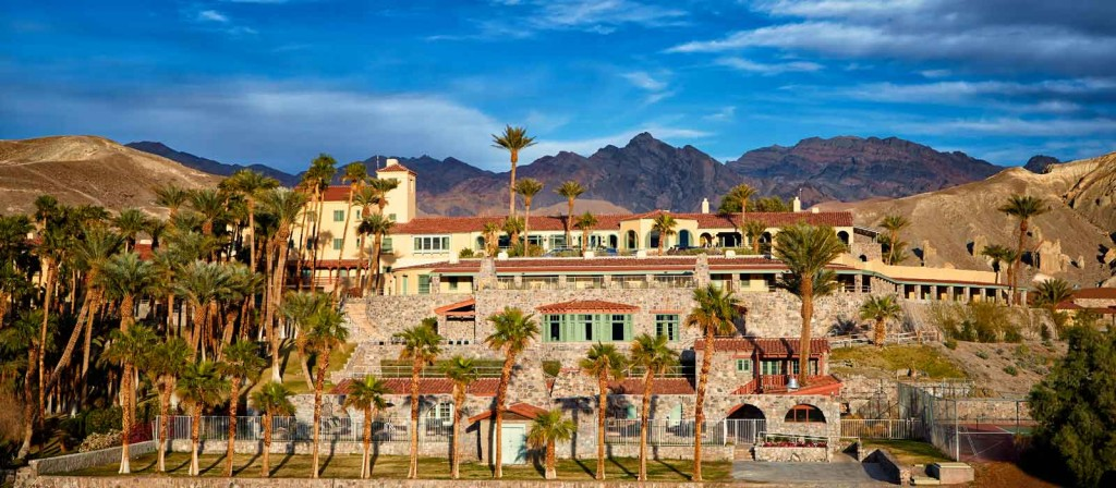 Furnace Creek Resort Is Now The Oasis At Death Valley