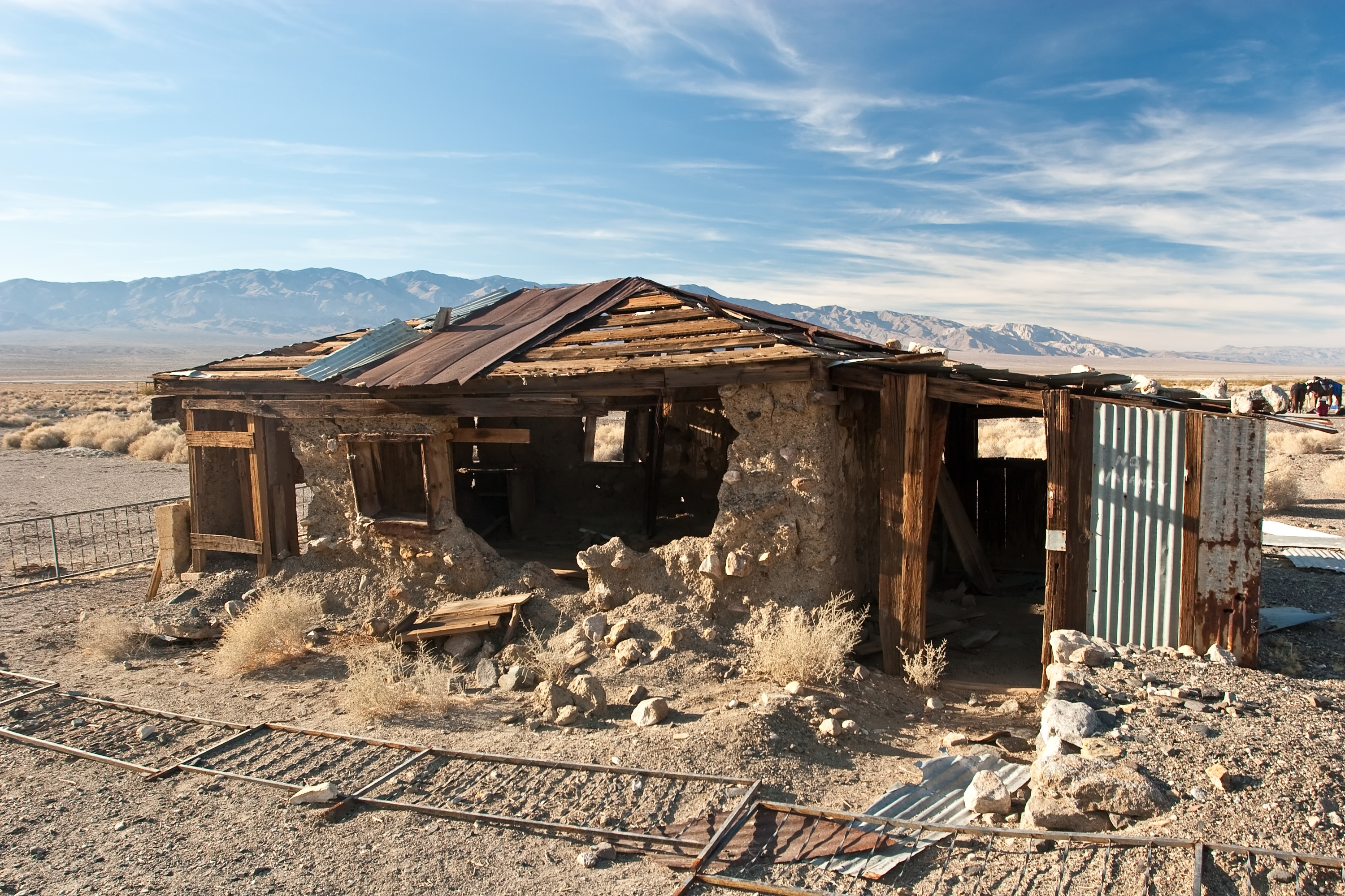 Ghost Towns of Death Valley | Oasis at Death Valley | Death Valley ...