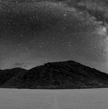 How to Photograph Death Valley's Night Sky Like a Pro