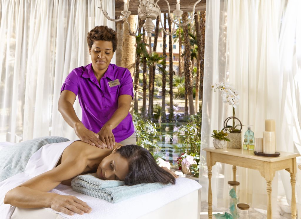 Massage at The Inn