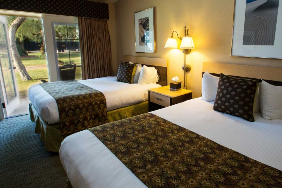 Ranch Deluxe Guest Room