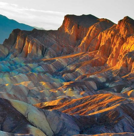 The Good Life in Death Valley