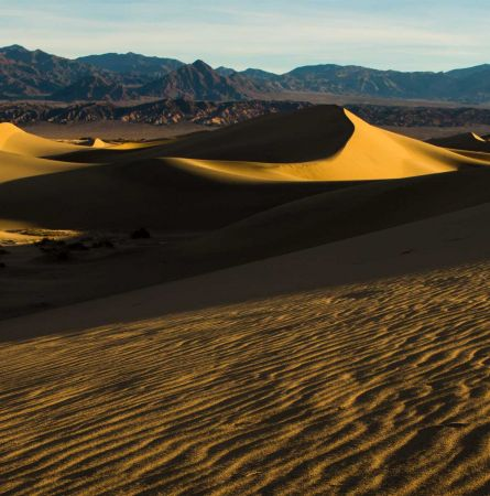 Summer in Death Valley: How to Chill Out in the Hottest Place on Earth