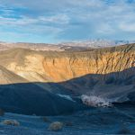 Death Valley Ubehebe Crater