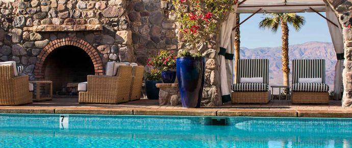 Inn Pool Cabana