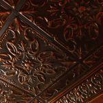 Last Kind Words Saloon ceiling