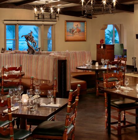 The Inn at Death Valley: Desert Dining Dream