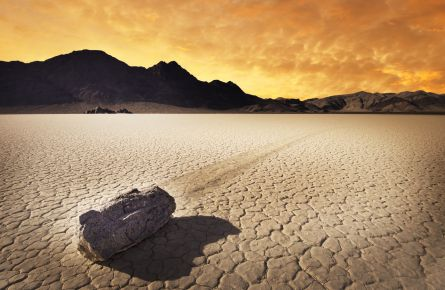 Racetrack Playa - Photo by Dana McMullen