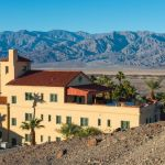 The Inn at Furnace Creek overlooks Death Valley National Park.