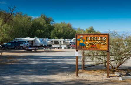 Fiddlers' Campground