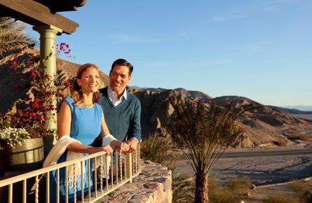 Couple on Balcony