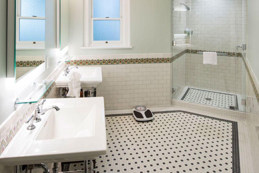 Room 227 Bathroom